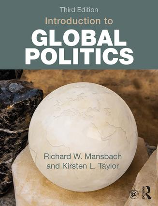 Introduction to Global Politics: 3rd Edition (Paperback) book cover