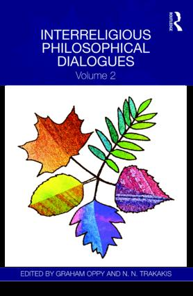 Interreligious Philosophical Dialogues: Volume 2, 1st Edition (Hardback) book cover