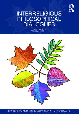 Interreligious Philosophical Dialogues: Volume 1, 1st Edition (Hardback) book cover