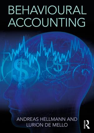 Behavioural Accounting book cover