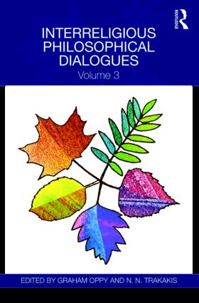 Interreligious Philosophical Dialogues: Volume 3, 1st Edition (Hardback) book cover