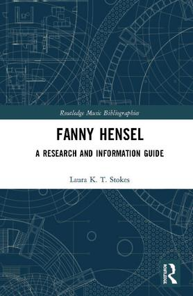 Fanny Hensel: A Research and Information Guide book cover