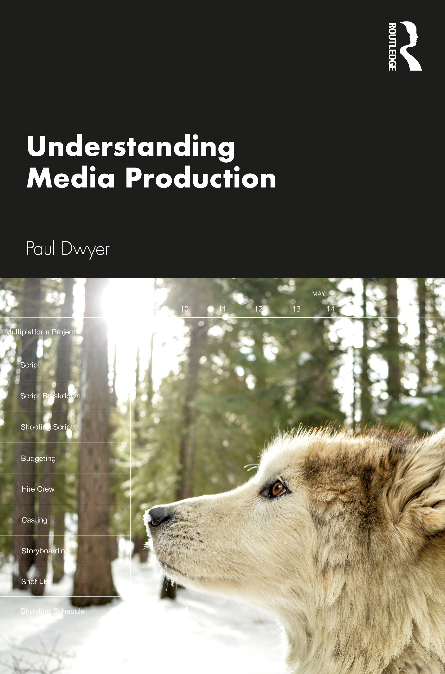 Understanding Media Production book cover
