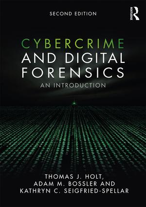 Cybercrime and Digital Forensics: An Introduction book cover