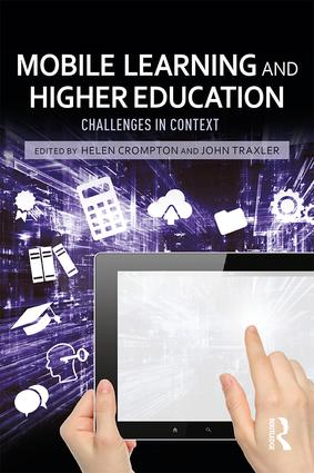 Mobile Learning and Higher Education: Challenges in Context, 1st Edition (Paperback) book cover