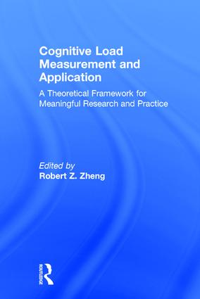 The Role of Independent Measures of Load in Cognitive Load Theory