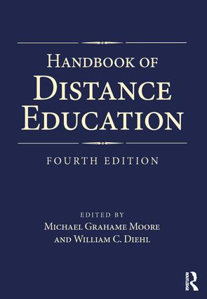 Handbook of Distance Education book cover
