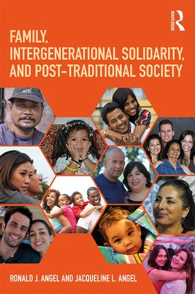 Family, Intergenerational Solidarity, and Post-Traditional Society book cover