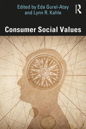Consumer Social Values book cover