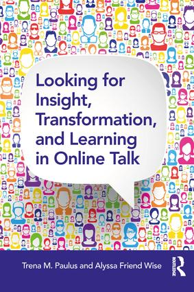 Looking for Insight, Transformation, and Learning in Online Talk: 1st Edition (Paperback) book cover