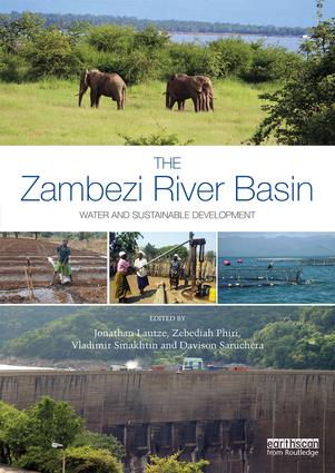 The Zambezi River Basin: Water and sustainable development (Hardback) book cover