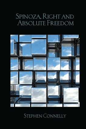 Spinoza, Right and Absolute Freedom book cover