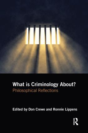 What is criminology about? Reflections on the image of the line