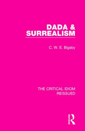 Dada & Surrealism: 1st Edition (Paperback) book cover