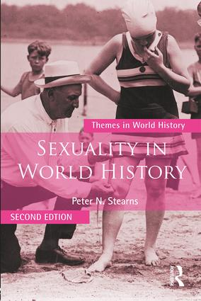 Sexuality in World History: 2nd Edition (Paperback) book cover