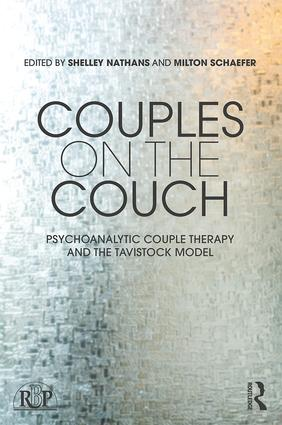 Couples on the Couch: Psychoanalytic Couple Psychotherapy and the Tavistock Model (Paperback) book cover