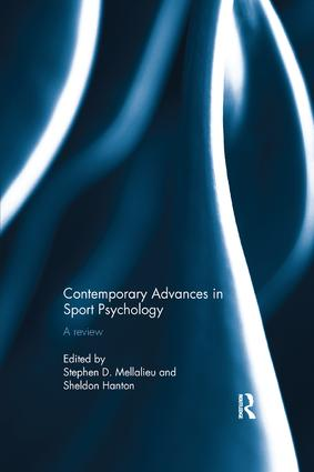 Contemporary Advances in Sport Psychology: A Review, 1st Edition (Paperback) book cover