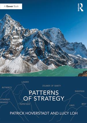 Patterns of Strategy: 1st Edition (Paperback) book cover