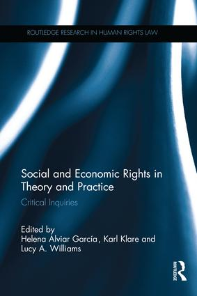 Social and Economic Rights in Theory and Practice (Paperback) book cover