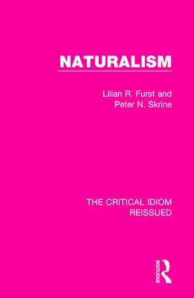Naturalism: 1st Edition (Paperback) book cover