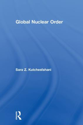 Global Nuclear Order book cover