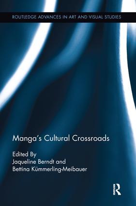 Manga's Cultural Crossroads book cover