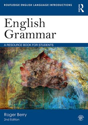 English Grammar: A Resource Book for Students book cover
