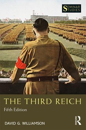 The Third Reich: 5th Edition (Paperback) book cover