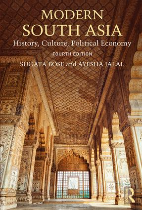 Modern South Asia: History, Culture, Political Economy, 4th Edition (Paperback) book cover