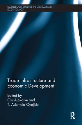 Trade Infrastructure and Economic Development book cover