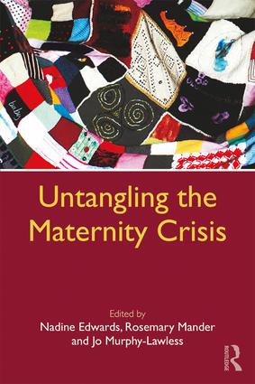 Untangling the Maternity Crisis book cover