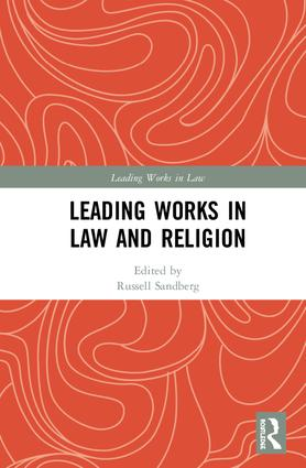 Leading Works in Law and Religion book cover