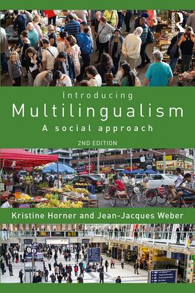 Introducing Multilingualism: A Social Approach, 2nd Edition (Paperback) book cover