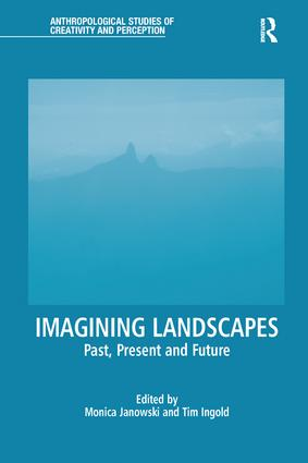 Imagining Landscapes: Past, Present and Future book cover