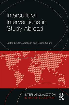 Intercultural Interventions in Study Abroad book cover