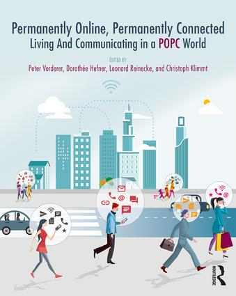 Permanently Online, Permanently Connected: Living and Communicating in a POPC World (Paperback) book cover