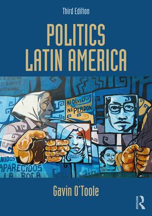 Politics Latin America book cover