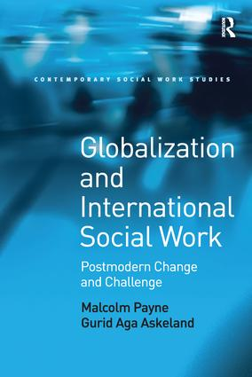 Globalization and International Social Work (Paperback) book cover