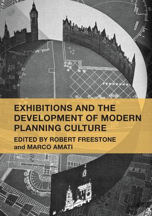 Exhibitions and the Development of Modern Planning Culture book cover