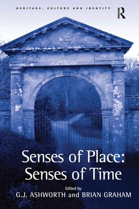 Senses of Place: Senses of Time: 1st Edition (Paperback) book cover