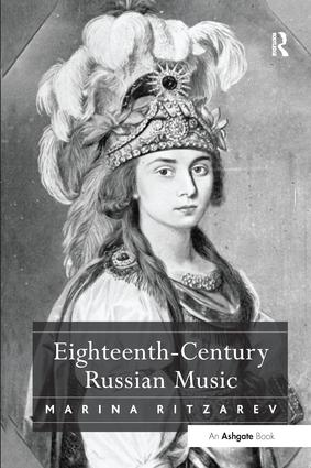 Eighteenth-Century Russian Music