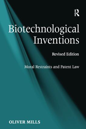Biotechnological Inventions