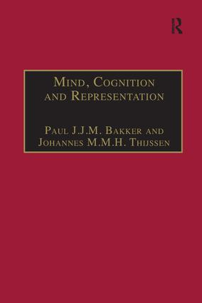 Mind, Cognition and Representation: The Tradition of Commentaries on Aristotle's De anima, 1st Edition (Paperback) book cover