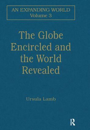 The Globe Encircled and the World Revealed: 1st Edition (Paperback) book cover