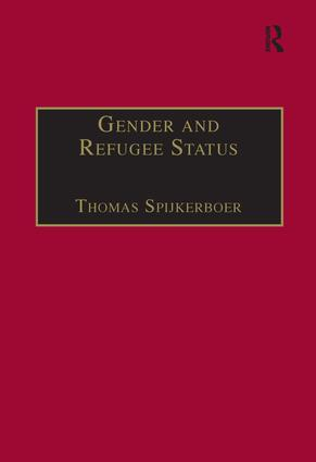 Gender and Refugee Status (Paperback) book cover