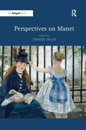 Perspectives on Manet: 1st Edition (Paperback) book cover