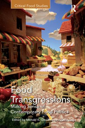 Food Transgressions (Paperback) book cover