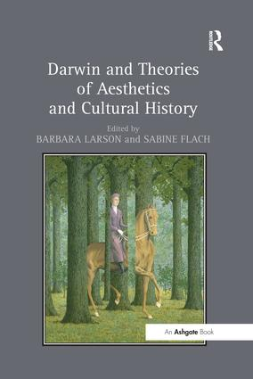 Darwin and Theories of Aesthetics and Cultural History book cover