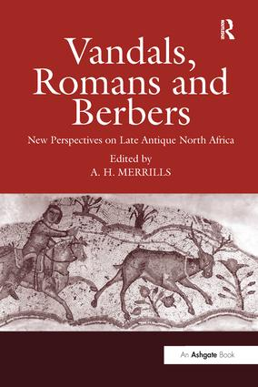 Vandals, Romans and Berbers: New Perspectives on Late Antique North Africa, 1st Edition (Paperback) book cover