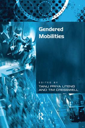Gendered Mobilities (Paperback) book cover